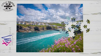 Port Isaac in the Spring Jigsaw