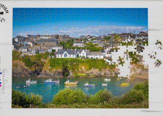 Port Isaac 1000-piece jigsaw