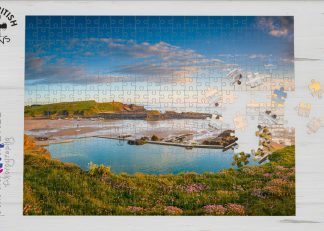 Bude Sea Pool 1000-piece jigsaw