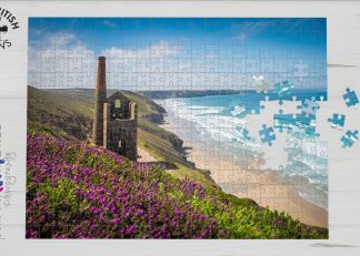 Wheal Coates, Cornwall 1000-piece jigsaw